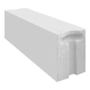 Стеновой полнотелый газоблок ПЗСП D700 размером 600х300х250 мм