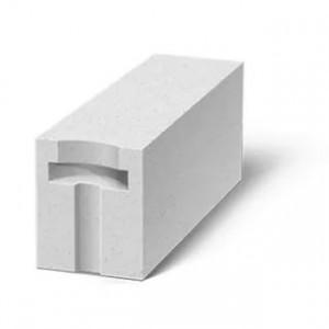 Силикатный блок Бонолит D400 размером 600х250х100 мм