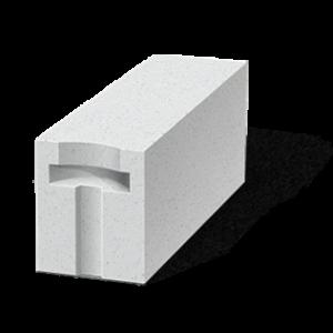 Стеновой полнотелый газоблок Сибит D500 размером 600х400х250 мм