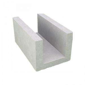 Стеновой пустотелый газоблок Теплон D300 размером 100х300х600 мм