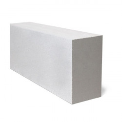 Газосиликатный блок Бонолит D400 600х300х100 мм
