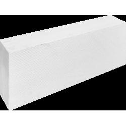Стеновой пеноблок 100х300х600 мм полнотелый D400