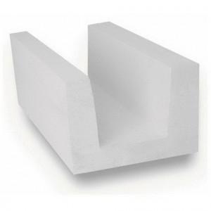 Стеновой полнотелый газоблок Бетолекс D300 размером 200х400х600 мм