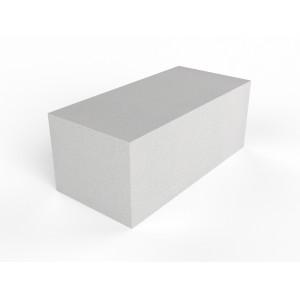 Стеновой полнотелый пеноблок D200 размером 200х400х600 мм