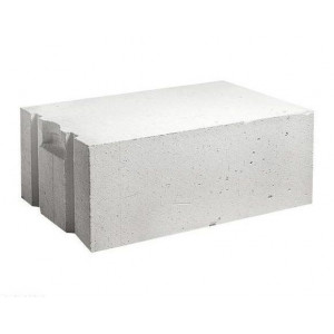 Стеновой полнотелый газоблок Ютонг D500 размером 600х400х250 мм