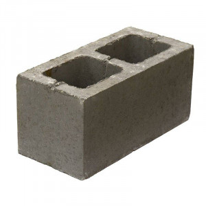 Стеновой пустотелый газоблок Инси D500 размером 300х400х600 мм