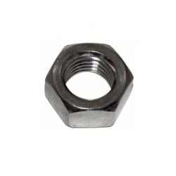 Гайка из нержавеющей стали шестигранная А2 М10 КРЕП-КОМП 200 шт.
