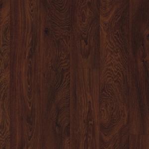 Ламинат Pergo Original Excellence Plank 4V коричневый дуб